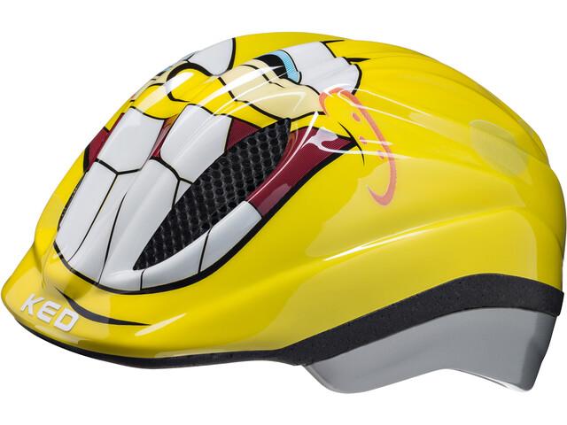 KED Meggy Originals Cykelhjälm Barn gul - till fenomenalt pris på ... 39259e253edf7